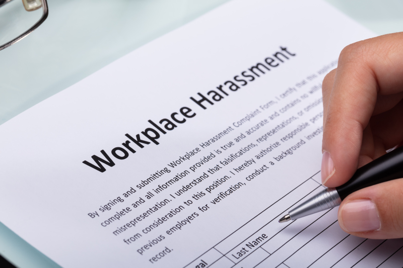 Workplace harassment attorney